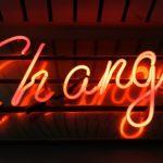 schimbare legislativă