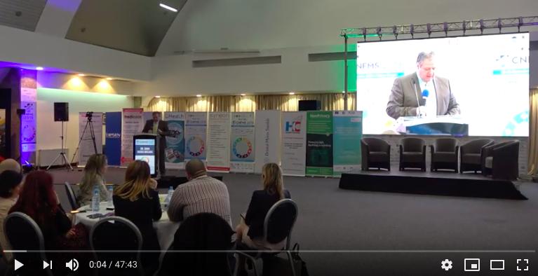 """VIDEO Studiul Valuemed la """"Conferința Naţională de Farmacoeconomie şi Management Sanitar"""""""