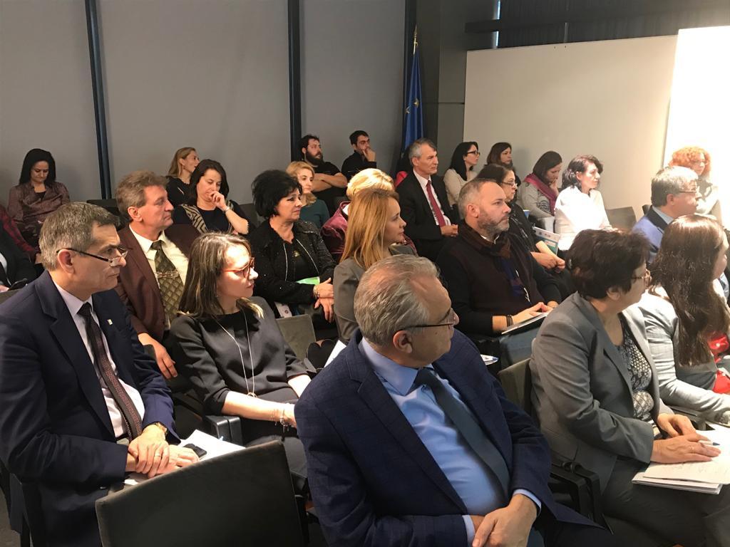 VIDEO: Conferința finală a proiectului VALUEMED – 11 decembrie 2019
