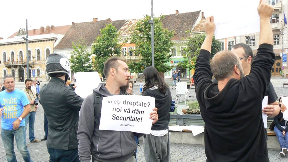 protest cluj 1