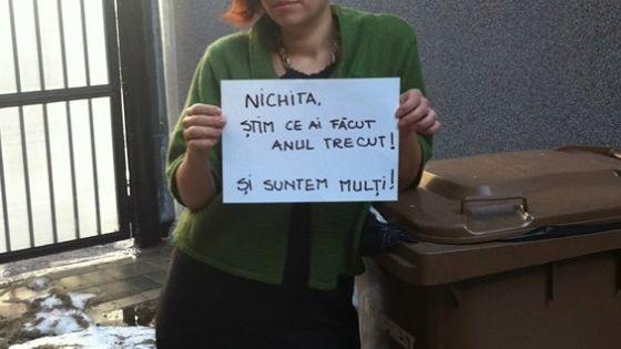 Primăria lui Nichita, dată în judecată pentru că n-a răspuns de ce a marcat copacii din Parcul Expoziției și Copou