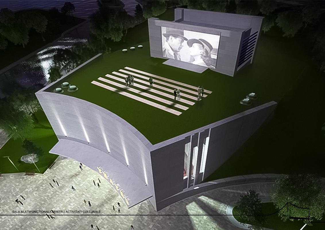Sala Polivalenta Titan 5