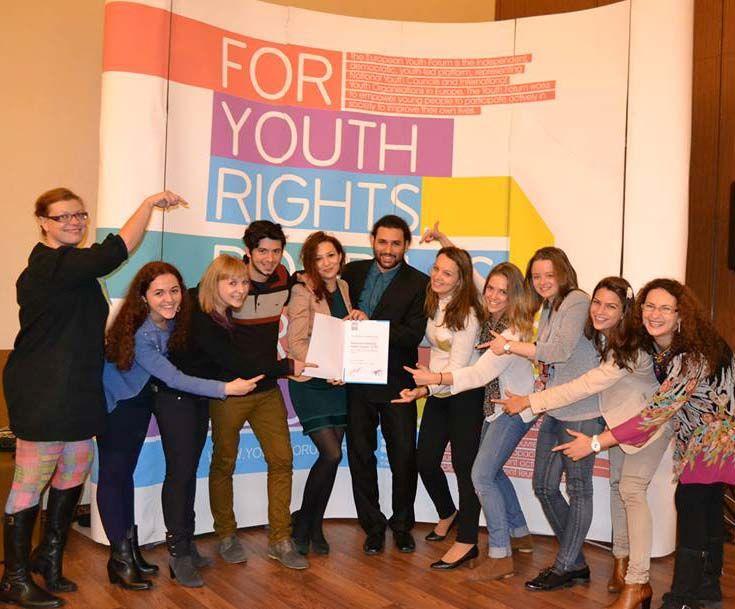 Consiliul Tineretului din România, membru cu drepturi depline al Forumului European de Tineret