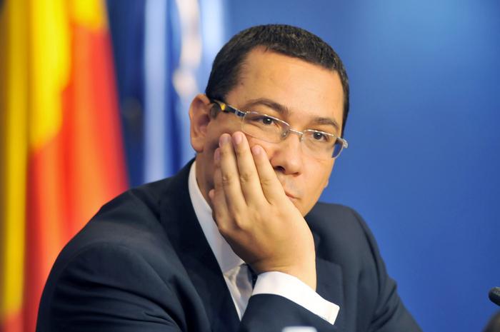O parte din averea lui Ponta, pusă sub sechestru de procurori