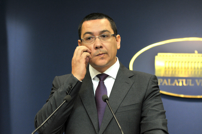 All the Prime Minister's Men. Victor Ponta and the Microsoft Affair
