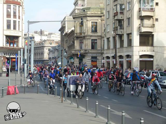Unde (NU) sunt pistele pentru biciclete ale Capitalei. Meritele și Onoarea Cavalerului Sorin Oprescu (IV)