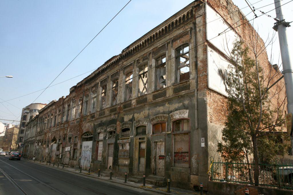 Hanul Solacolu, Calea Mosilor 134 3