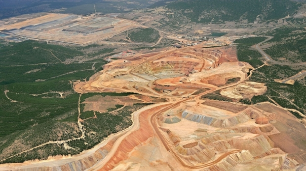 ALERTĂ! Blocată de guvern în Grecia, Eldorado Gold se concentrează pe proiectul minei de aur de la Certej