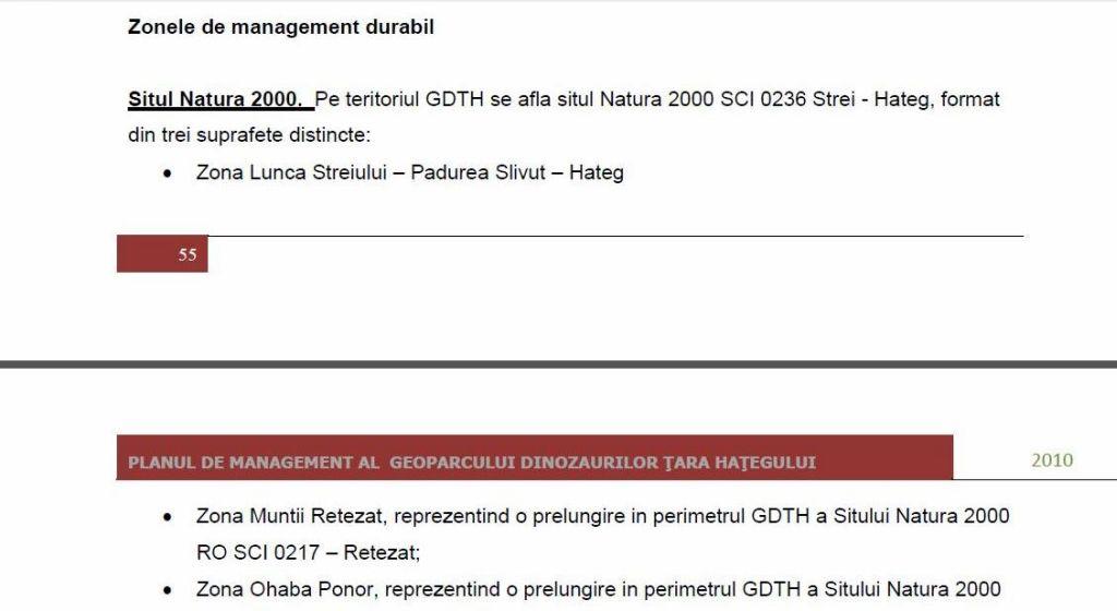 Anexa 4 Draft Plan de Management Geoparc