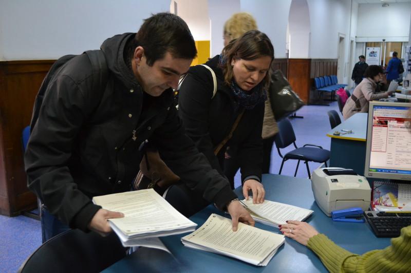 Petiţia bicicliștilor brașoveni. 2.800 de semnături pentru piste de biciclete coerente şi sigure