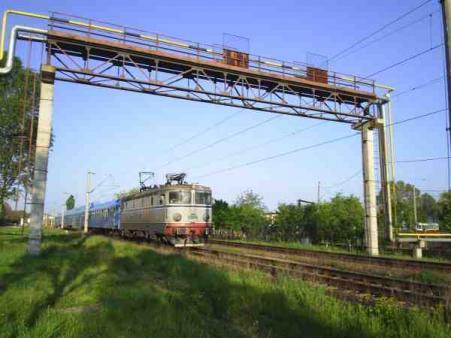Locuitorii orașului Târgu Neamț protestează, cerând un tren care să lege orașul de municipiul Iași