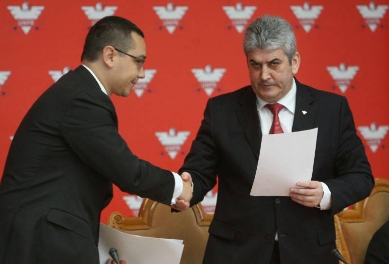 TRIPLA DELIRANȚĂ: Oprea – Barbu – Ponta