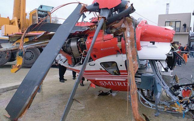 Nicușor Constantinescu, judecat în dosarul elicopterului SMURD prăbușit în lacul Siutghiol. Procurorii acuză șmecherii în achiziția aparatului