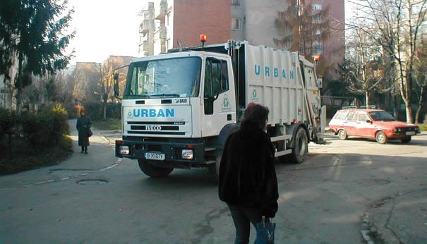 Percheziții la firma de salubrizare Urban. Procurorii acuză o evaziune fiscală de 23 de milioane de euro