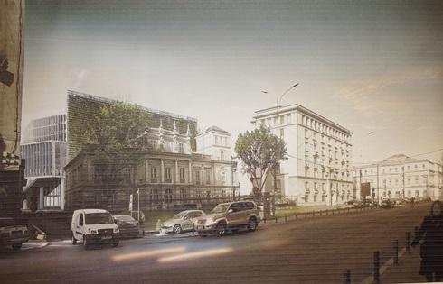 Societatea civilă cere autorităților să oprească proiectul imobiliar de la Palatul Știrbei. Trimite și tu o sesizare Consiliului General al Municipiului București!