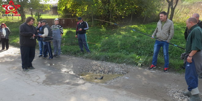 pescuit drum