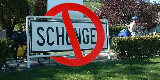 Schengen, un eşec colectiv românesc