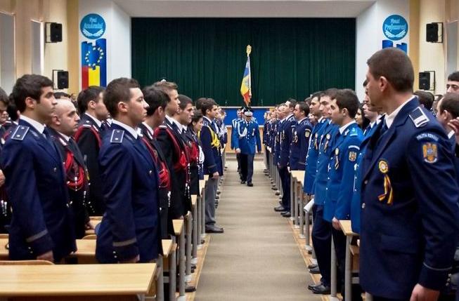 Poliția și Jandarmeria conduse de Doctori în Științe