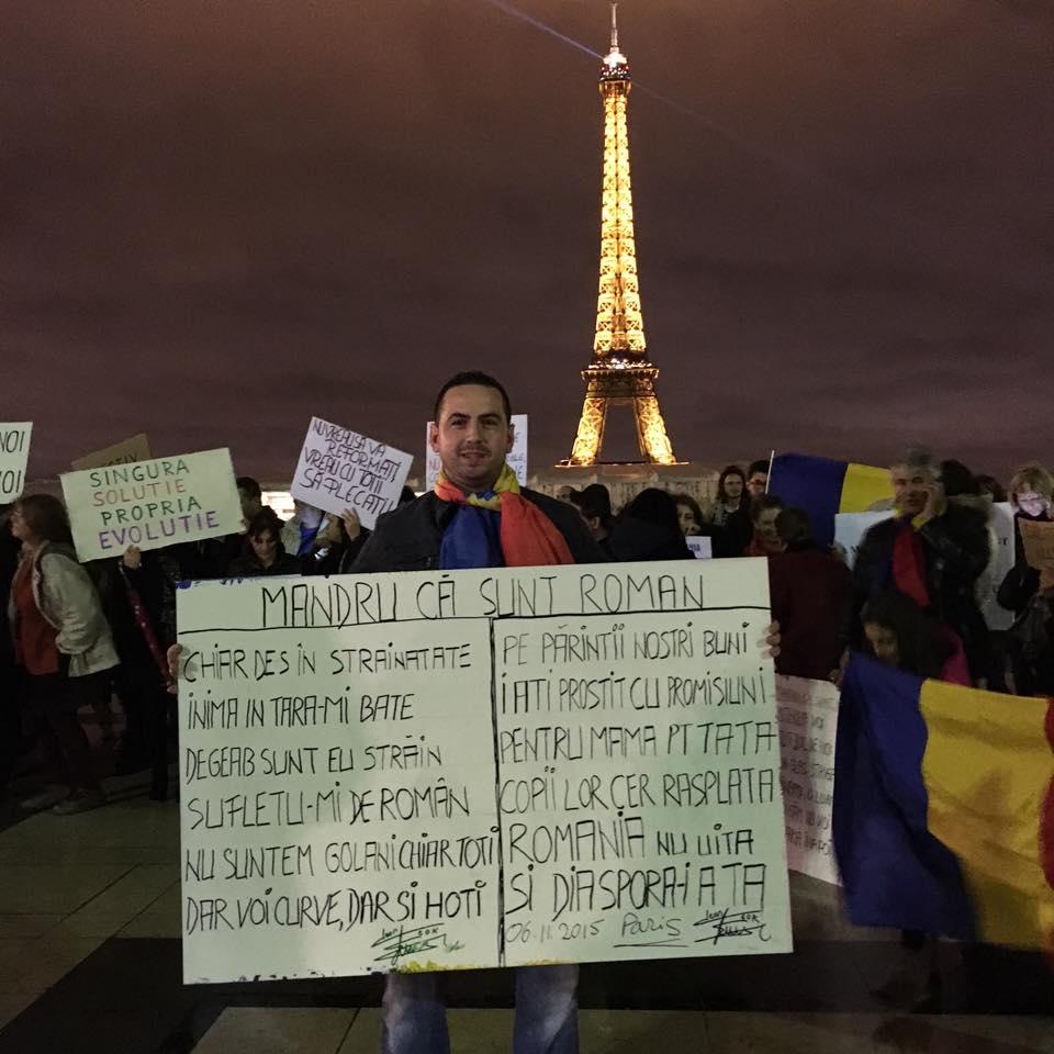 protest paris