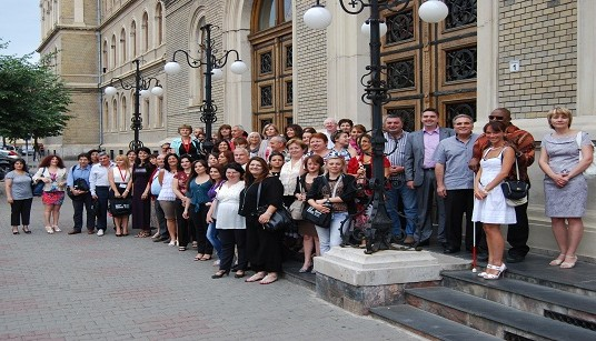 """120 de lideri, 47 de organizaţii, 38 de ţări. """"Mișcarea studențească din România are un cuvânt foarte important de spus și la nivel european"""""""