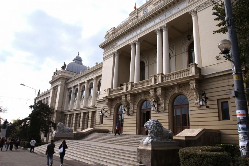 """Doar zece voturi diferență în turul întâi între primii doi candidați pentru funcția de rector de la Universitatea """"Cuza"""""""