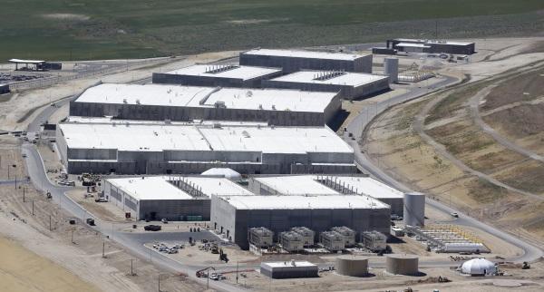 NSA - Bluffdale, Utah
