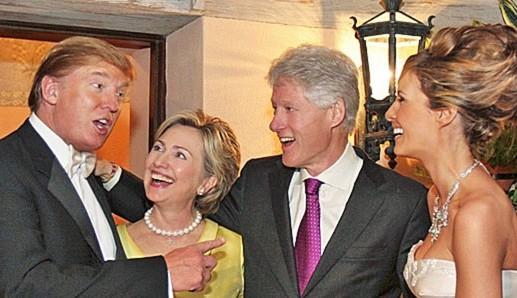 Clinton mai stăpână pe ea, dar furia din spatele lui Trump e tot acolo
