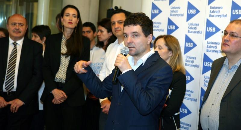 Nicușor Dan: România trebuie să susțină societatea civilă dar și investițiile în Republica Moldova