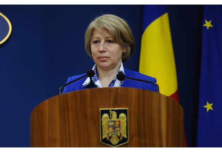 Ministrul fondurilor europene, Aura Răducu, și-a dat demisia la cererea premierului