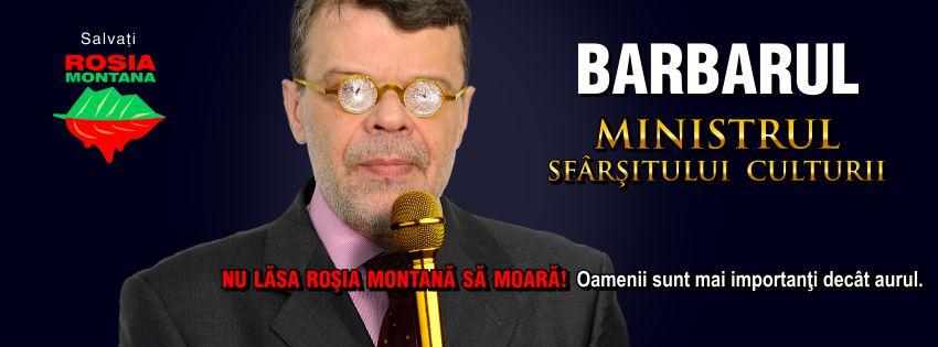 Afiș MindBomb din toamna lui 2013. La ce respect se referă Călin Popescu Tăriceanu?