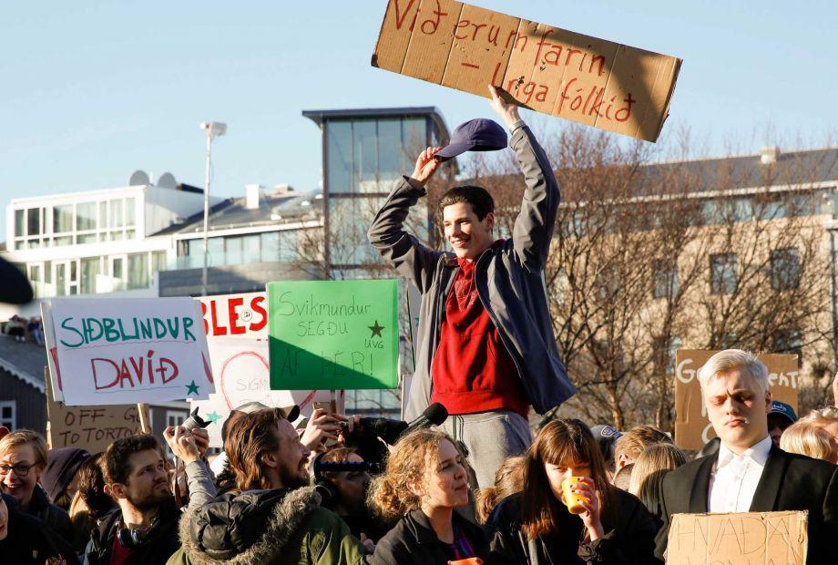 protest islanda 5