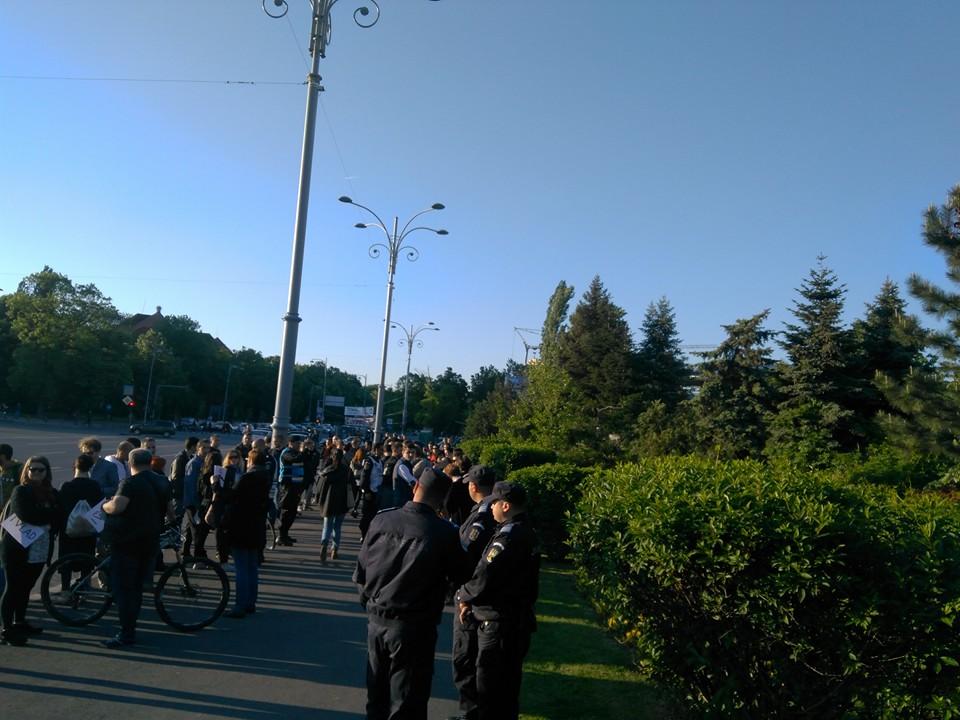 vlad alexandrescu protest 2