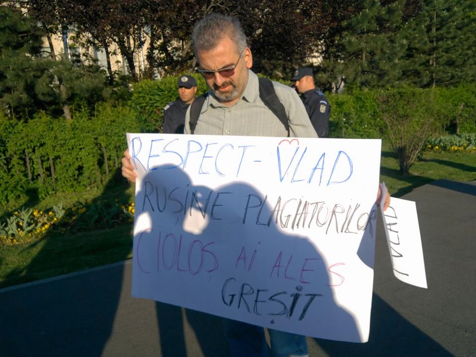 vlad alexandrescu protest