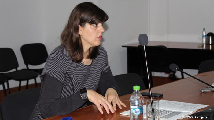 Asociația GRAUR dă în judecată Ministerul Educației pentru a obține reanalizarea tezei de doctorat a Laurei Codruța Kövesi