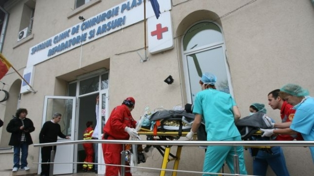 Dosar penal la Spitalul de Arși din Capitală după cele două cazuri care au îngrozit România