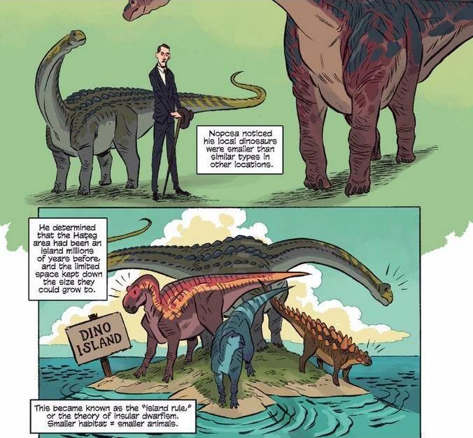 science comics