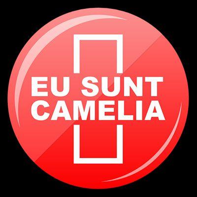 """Descarcă insigna """"Eu sunt Camelia!"""" și folosește-o ca fotografie de profil pe Facebook!"""