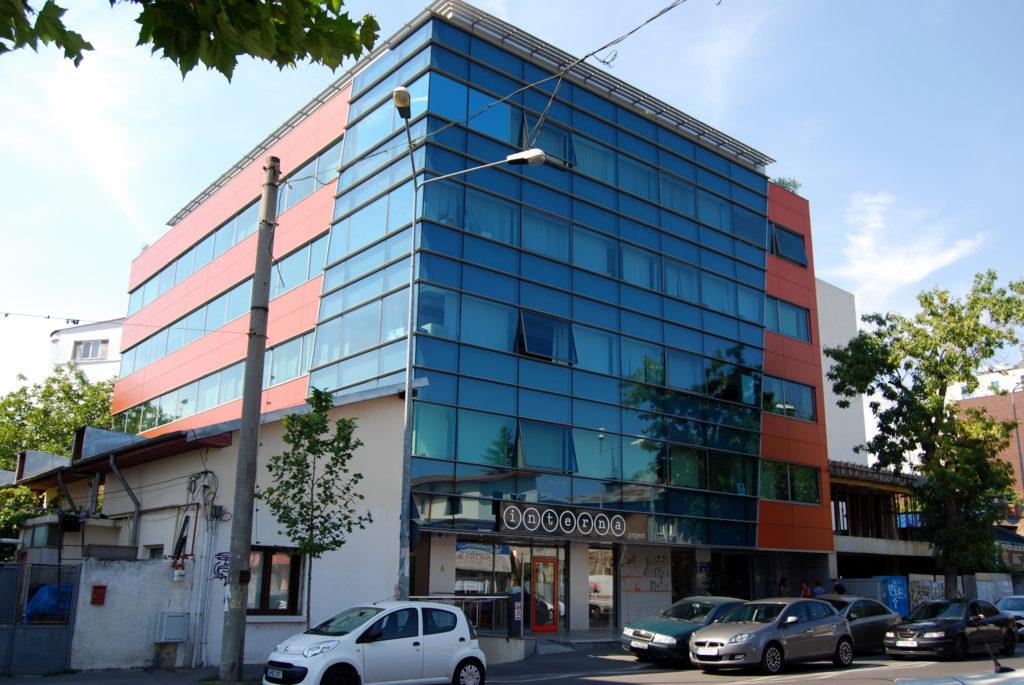 Imobilul din strada Floreasca nr.39