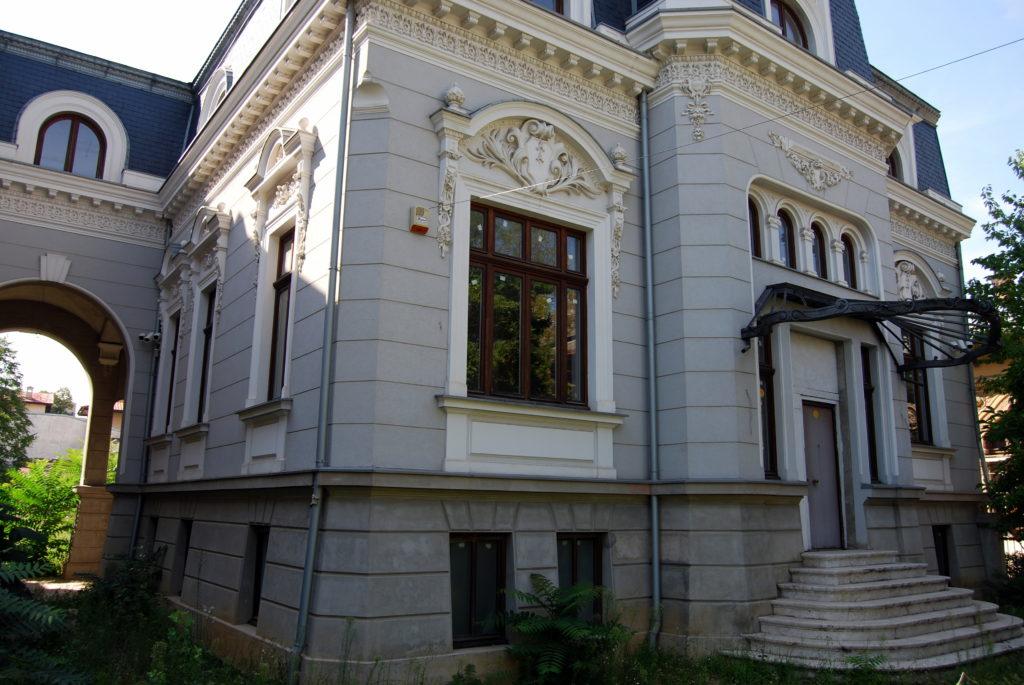 Imobilul din strada Polonă nr. 9