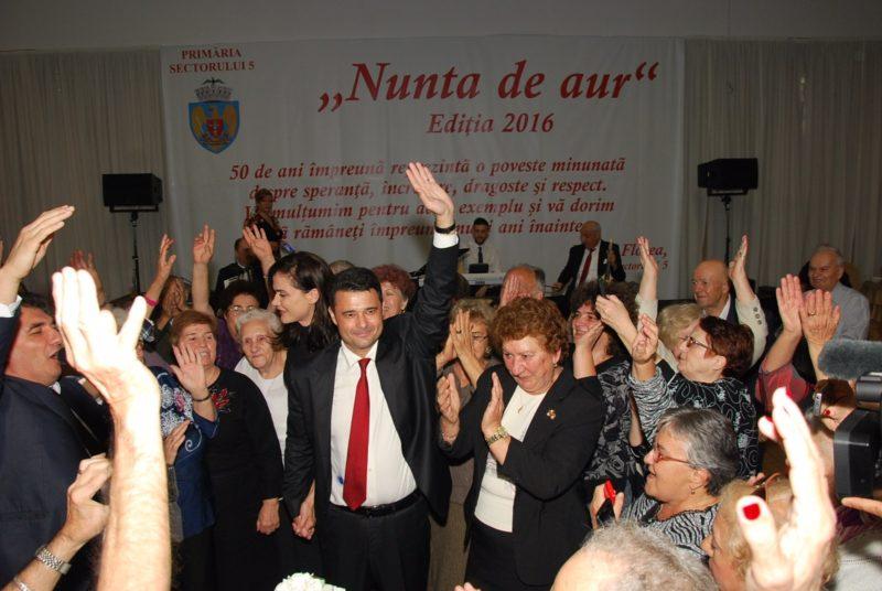 Urmașul lui Vanghelie la sectorul 5 a deschis oficial sezonul pomenilor electorale