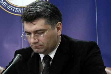 LA PRIMA STRIGARE: Fostul judecător și secretar de stat Ovidiu Puțura, prieten cu ofițerul SRI care ar fi comandat spionarea lui Kovesi, condamnat la închisoare cu executare