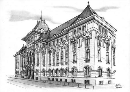 """Roxana Wring, USR: Primăria Capitalei arată """"șocant"""" după renovare. Interiorul clădirii-monument istoric a fost """"modernizat"""""""