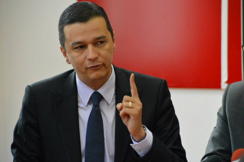 Iohannis a semnat decretul de numire a lui Sorin Grindeanu în funcția de premier