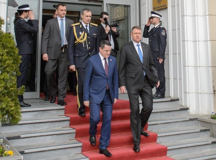 UPDATE Președintele a semnat eliberarea din funcție și trecerea în rezervă a generalului lui Coldea