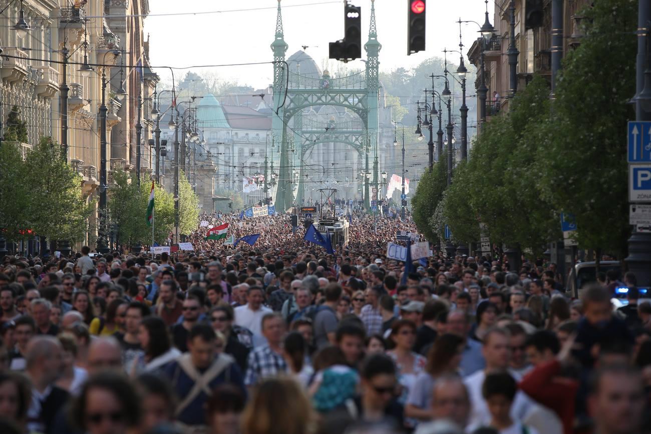 Bun venit în Orbanistan sau cum a ajuns o universitate de top inamic al statului ungar