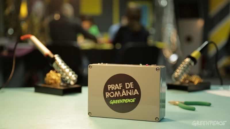 """""""Praf de România"""", o campanie pentru îmbunătățirea calității aerului"""