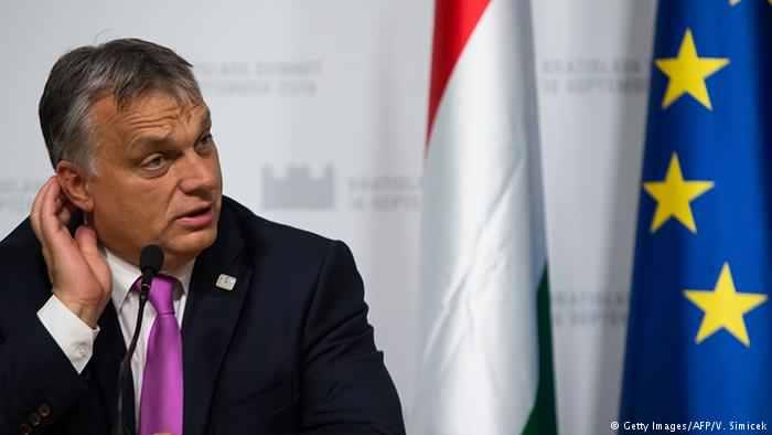 PPE vrea să-i arate lui Orban lungul nasului