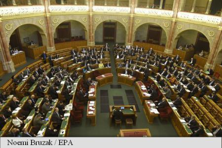Parlamentul ungar a votat legea anti-Soros