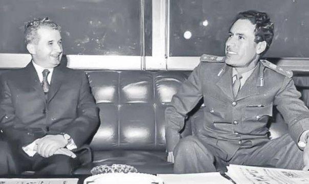 Cât a recuperat statul român din datoria lui Gaddafi către Ceauşescu, moștenită de Patriciu și kazahi