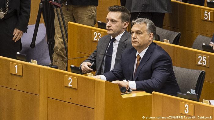 Deutsche Welle: Oprește Bruxelles-ul Budapesta?